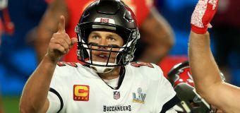 Tom Brady makes insane history in Super Bowl LV