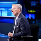 Former Google CEO Eric Schmidt says tech companies can regulate themselves