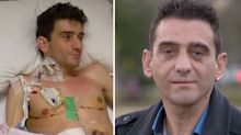 'I may go before you': Friend's ominous premonition before double lung transplant