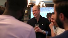 Prince William narrates film to be shown at FA Cup matches