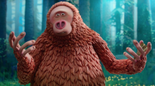 'Missing Link': Hugh Jackman's explorer meets, smells Zach Galifianakis's bigfoot (exclusive clip)