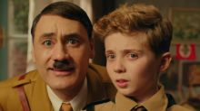 'Jojo Rabbit' star Scarlett Johansson on the 'terrifying' experience being directed by man dressed as Hitler