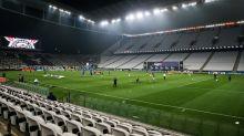 Palmeiras 'retribui' atitude do Corinthians ao usar nome comercial de estádio rival; entenda