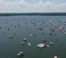 Trump Boat Parade on Lake Murray Draws Thousands