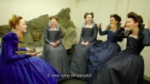 """""""Maria Regina di Scozia"""", l'amicizia delle attrici sul set (ESCLUSIVA)"""