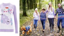 Aldi is selling Xmas jumpers for you and your dog