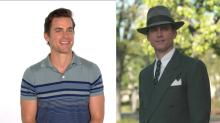 'The Last Tycoon' Preview: Matt Bomer on the Wardrobe That Left Him Breathless
