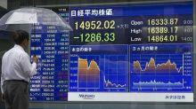 British pound rallies against Japanese yen into resistance