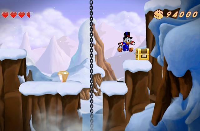 'DuckTales: Remastered' is being pulled from digital stores