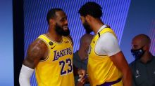 Lakers show improvement, beat Portland to advance