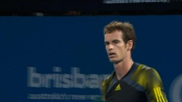 Millman surprises Andy Murray