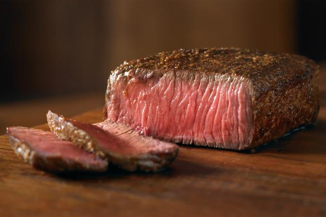 Epic Prank Ends With Soccer Player Doing Something Odd With a Sirloin Steak