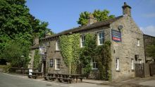 Pub for sale: comes with waterfall made famous by naked Kevin Costner