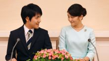 Japanese princess gives up her royal status to marry for love