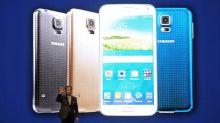 Fingerprint security for new S5