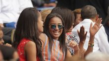 Sasha Obama Debuted A Colorful New Hairstyle While Hanging Out With Cardi B