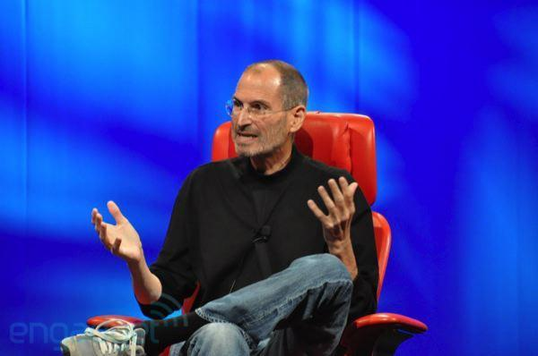 Steve Jobs drops knowledge on earnings call: calls out Google and RIM, says 7-inch tablets are 'DOA' (Update: complete Jobs audio!)