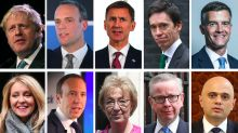 Who falls first? Tory leader election vote opens, with Rory Stewart revealed as 'surprise contender'
