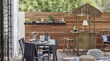 Forget the pub, John Lewis is selling a garden tiki bar