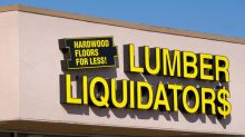 Implied Volatility Surging for Lumber Liquidators (LL) Stock Options