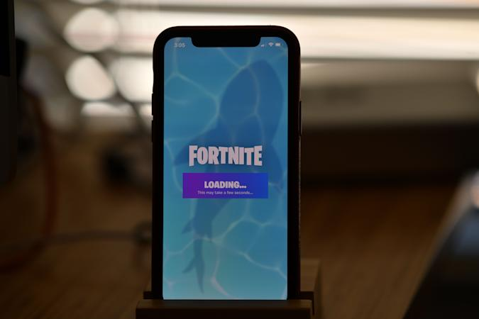 Apple won't let 'Fortnite' back on the App Store until all court appeals are exhausted