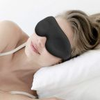 Shoppers say this eye mask 'completely improved' their sleep: 'Like memory foam pillows around the eyes'