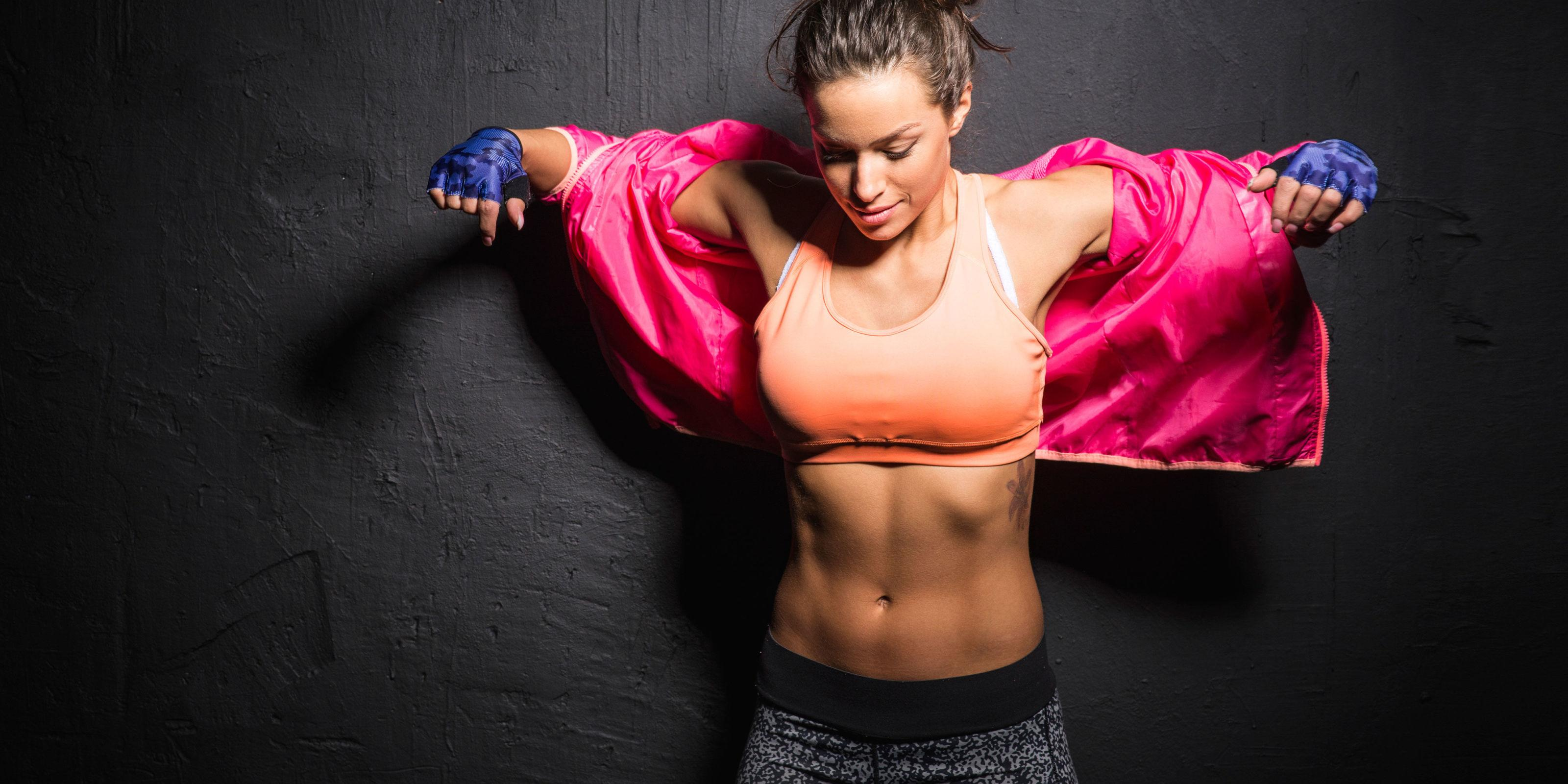 6 Easy Ab Exercises for a Flatter Stomach