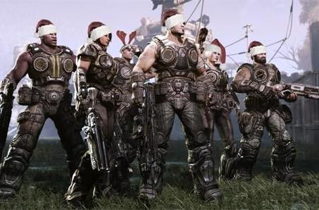 Gears of War 3 'Season Pass,' props on sale today