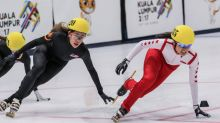 SEA Games: Singapore's Cheyenne Goh wins first medal in speed skating