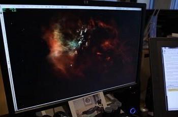 New EVE video devblog series shows off revamped nebulae