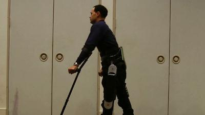 Wearable Robots Getting Lighter, More Portable