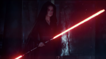 Daisy Ridley on shocking 'Dark Rey' reveal in new 'Rise of Skywalker' trailer: 'There's no smoke without fire'