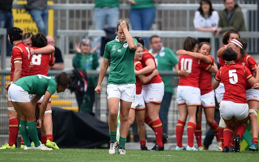 IRFU under fire over new 'part-time/casual' women's head coach contract