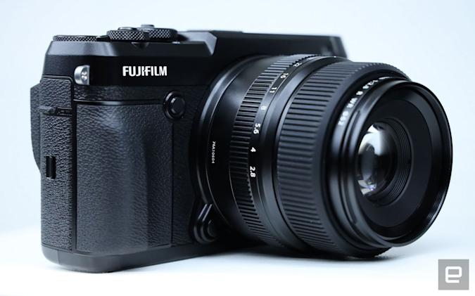 Fujifilm X-series and GFX cameras as webcams