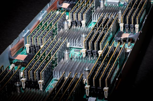 HP successfully tests its vision of memory-focused computing