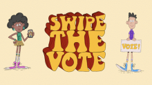 Tinder's 'Swipe the Vote' campaign aims to educate young voters and get them to polls