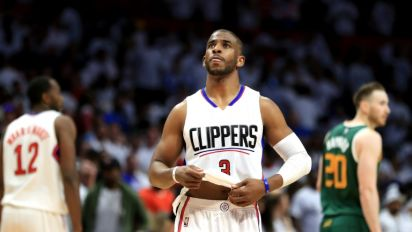 Paul goes from Clippers to Rockets in blockbuster deal