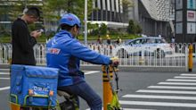 Coronavirus fears cast shadow over China's food delivery industry, with more ordering groceries instead of meals