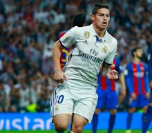 LaLiga: James wants Real Madrid stay, says wife