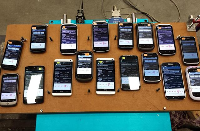 Android app turns your phone into an earthquake detector