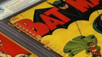 Comic books owned by Batman co-creator Bob Kane hit the auction block