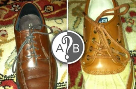 ​For tough decisions, turn to A or B