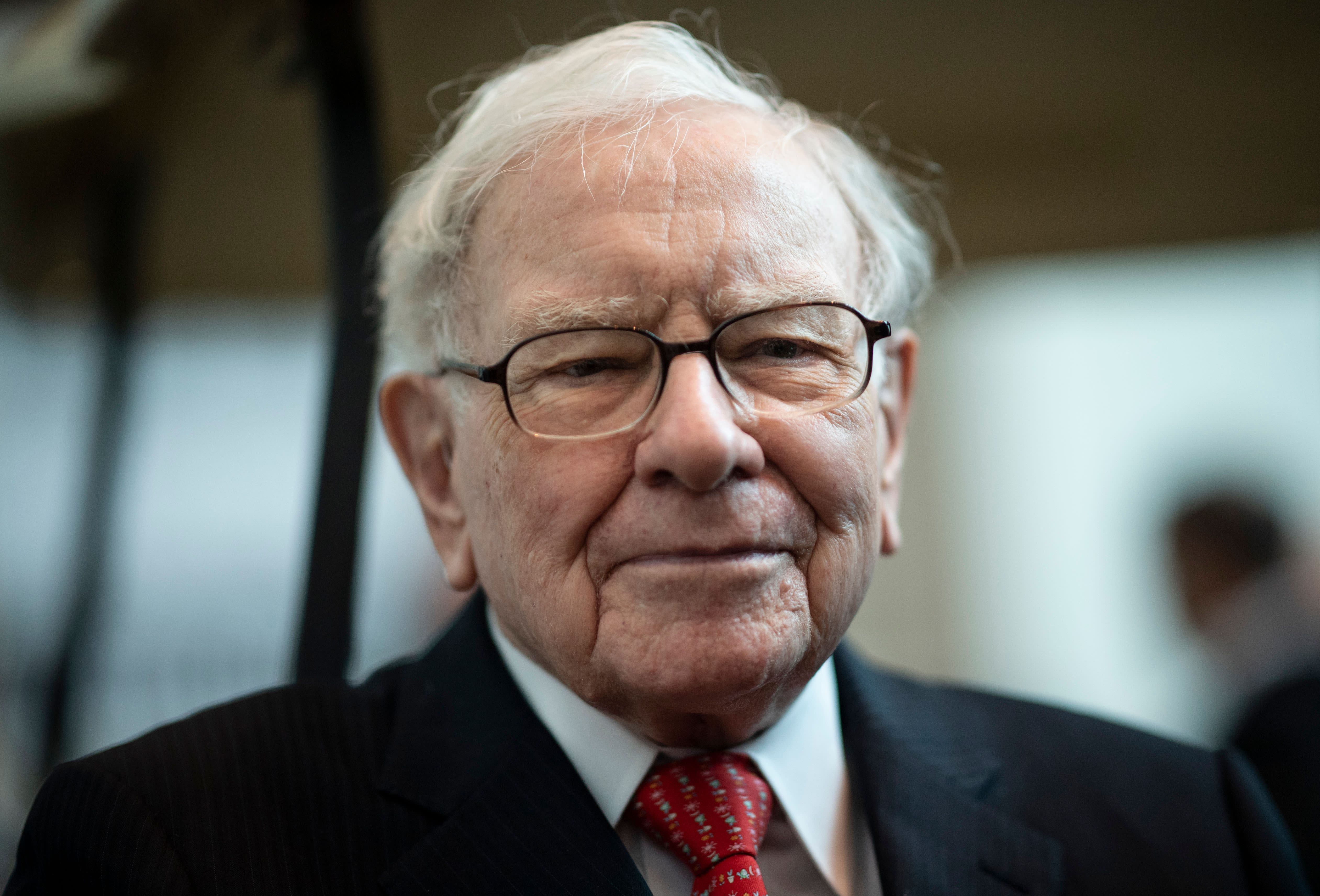 Buffett on the best time and place of all-time to be born: 'You would pick today'