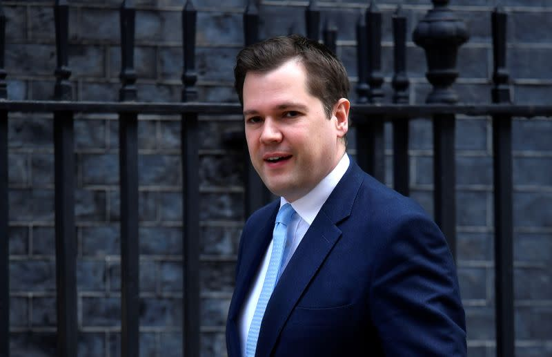 UK housing starts this year could be down 40% due to COVID - minister