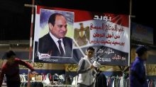 Before vote, Sisi says Egypt strengthened during his presidency