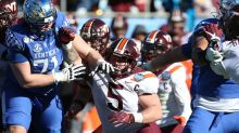 Virginia Tech football: Jarrod Hewitt signs with the Seattle Seahawks