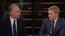 Bill Maher Needled for Joking About Ronan Farrow's Father, 'Whoever That May Be' (Video)