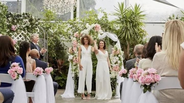 Hallmark to feature its first same-sex wedding