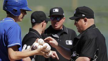 One MLB umpire's desire 'to make it work'