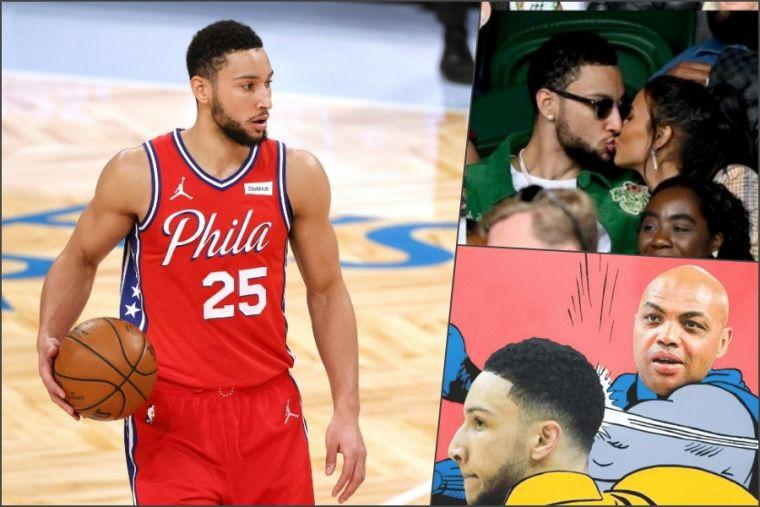"""NBA"""" Simmons was slapped by Barkley and O'Neill was furious every day to showcase his luxury car model! -Yahoo Sports"""